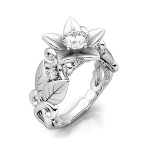 Amazing Lily Ring