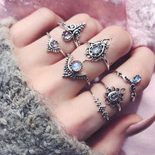 Load image into Gallery viewer, Gypsy Soul Ring Set