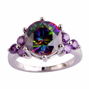 Purple Passion Ring