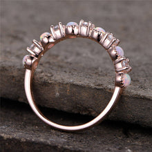 Load image into Gallery viewer, Rose Opal Ring