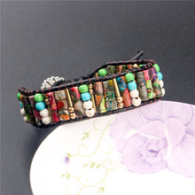 Load image into Gallery viewer, Handmade Bohemian Bracelet