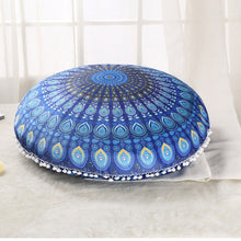 Load image into Gallery viewer, Boho Floor Pillow Cover