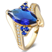 Load image into Gallery viewer, Sapphire September  Birthstone Ring