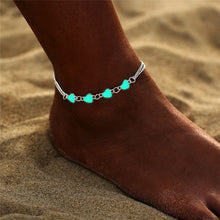 Load image into Gallery viewer, Bohemia  Glow Anklet