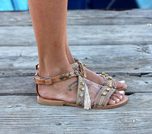 Load image into Gallery viewer, The Bohemian Sandals