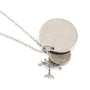 Aircraft Airplane Necklace