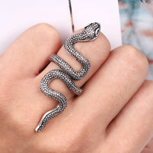 Load image into Gallery viewer, Cute  Snake Ring