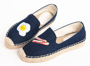 The Breakfast Shoes