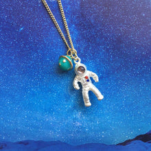 Load image into Gallery viewer, The Spaceman Necklace