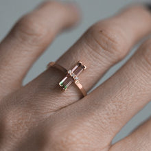 Load image into Gallery viewer, Lovely Rose Gold Ring
