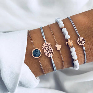 Summer Love Bracelet Set