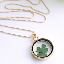 Load image into Gallery viewer, Good Luck Charm Pendant Necklace