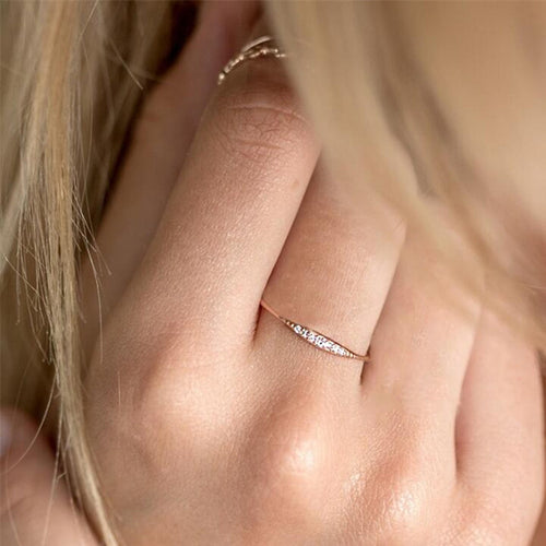 Cute Crystal Ring