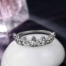 Load image into Gallery viewer, Crystal Crown Ring