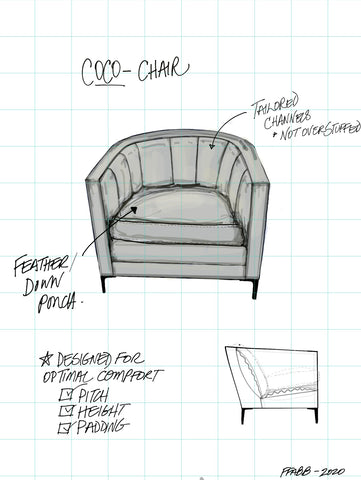 coco chair ffabb home tub chair