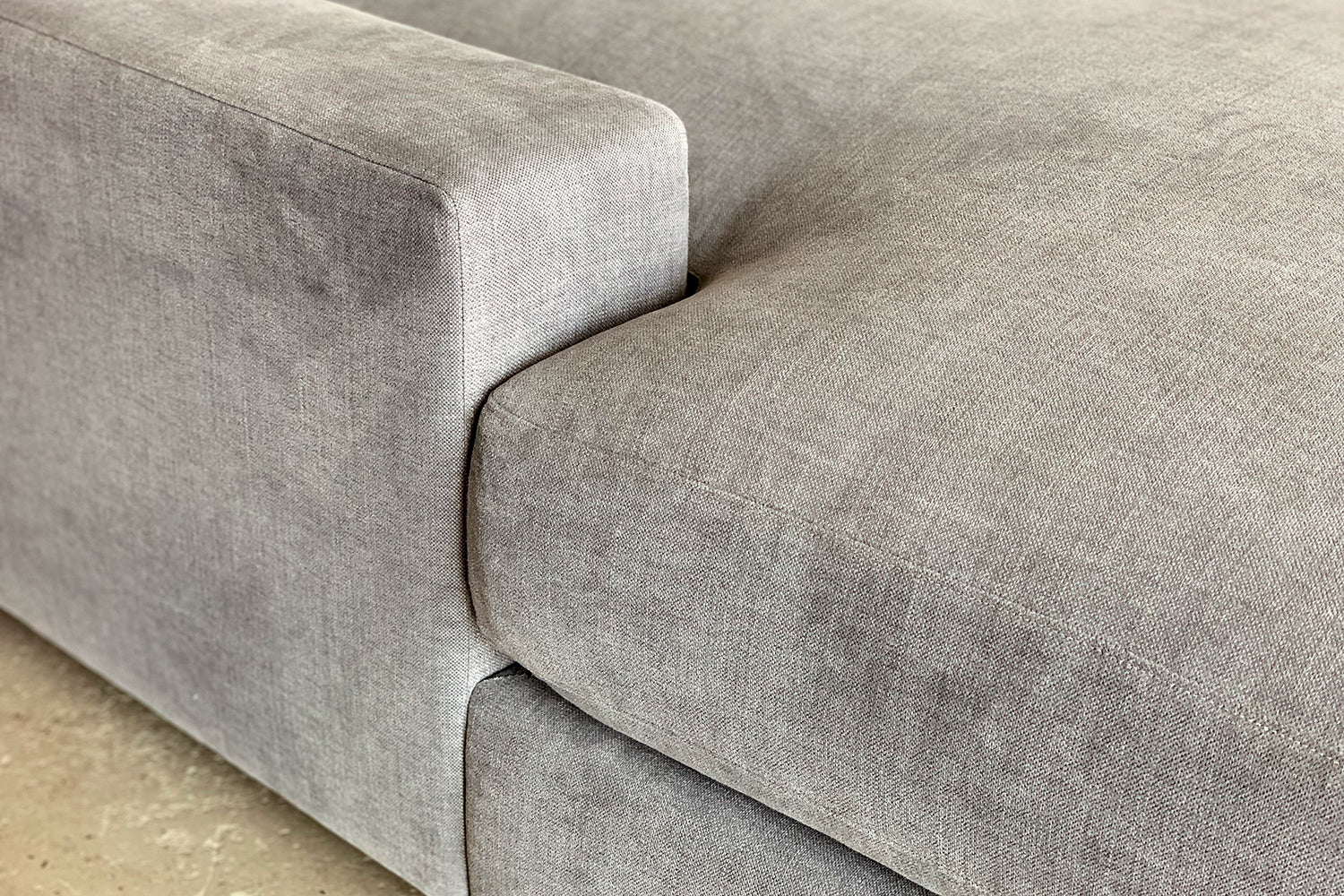 COASTY EXTRA Sectional RHF