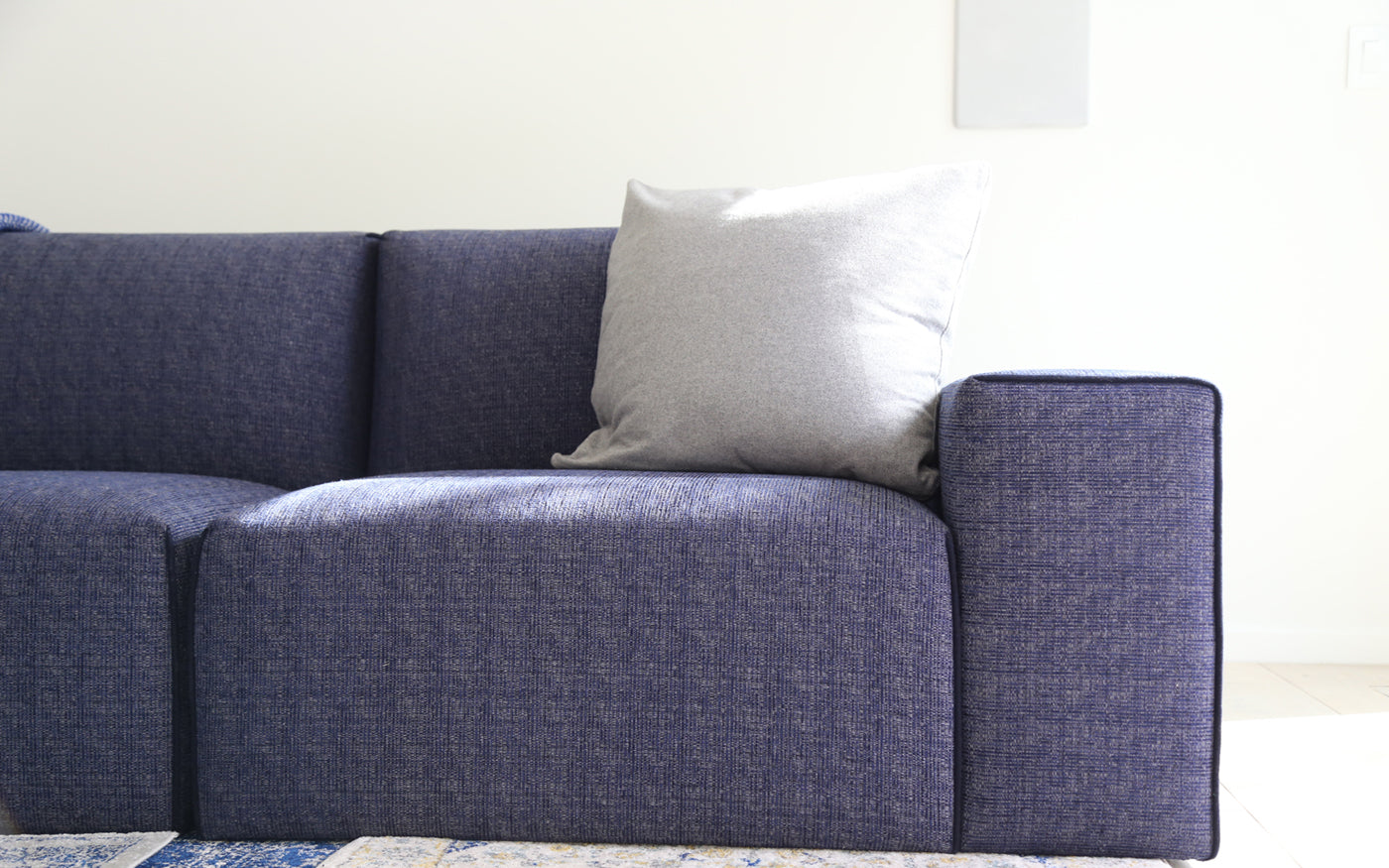 JUMBALOW LOW 4 Pcs Sectional