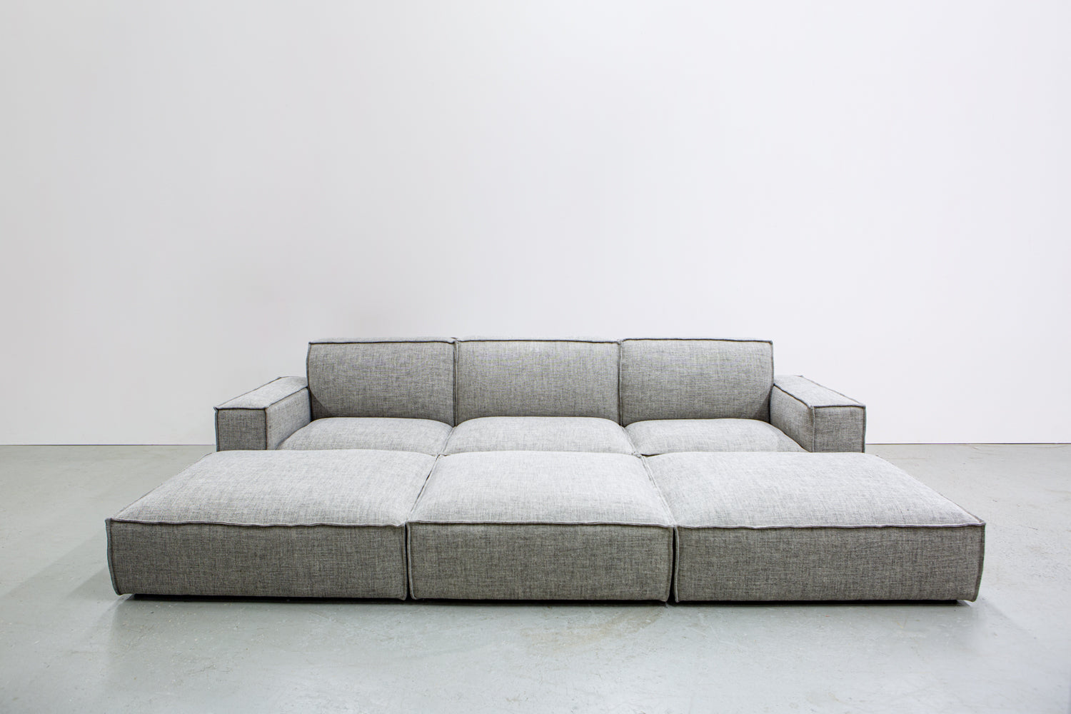 JUMBALOW LOW Movie Sectional x3