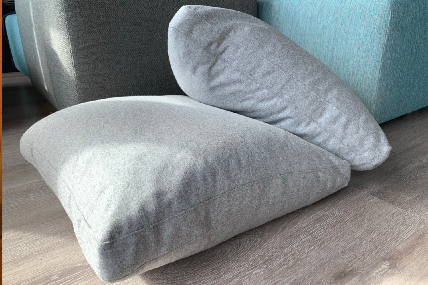 "24"" x 24"" x 2"" - Boxed Toss pillow"