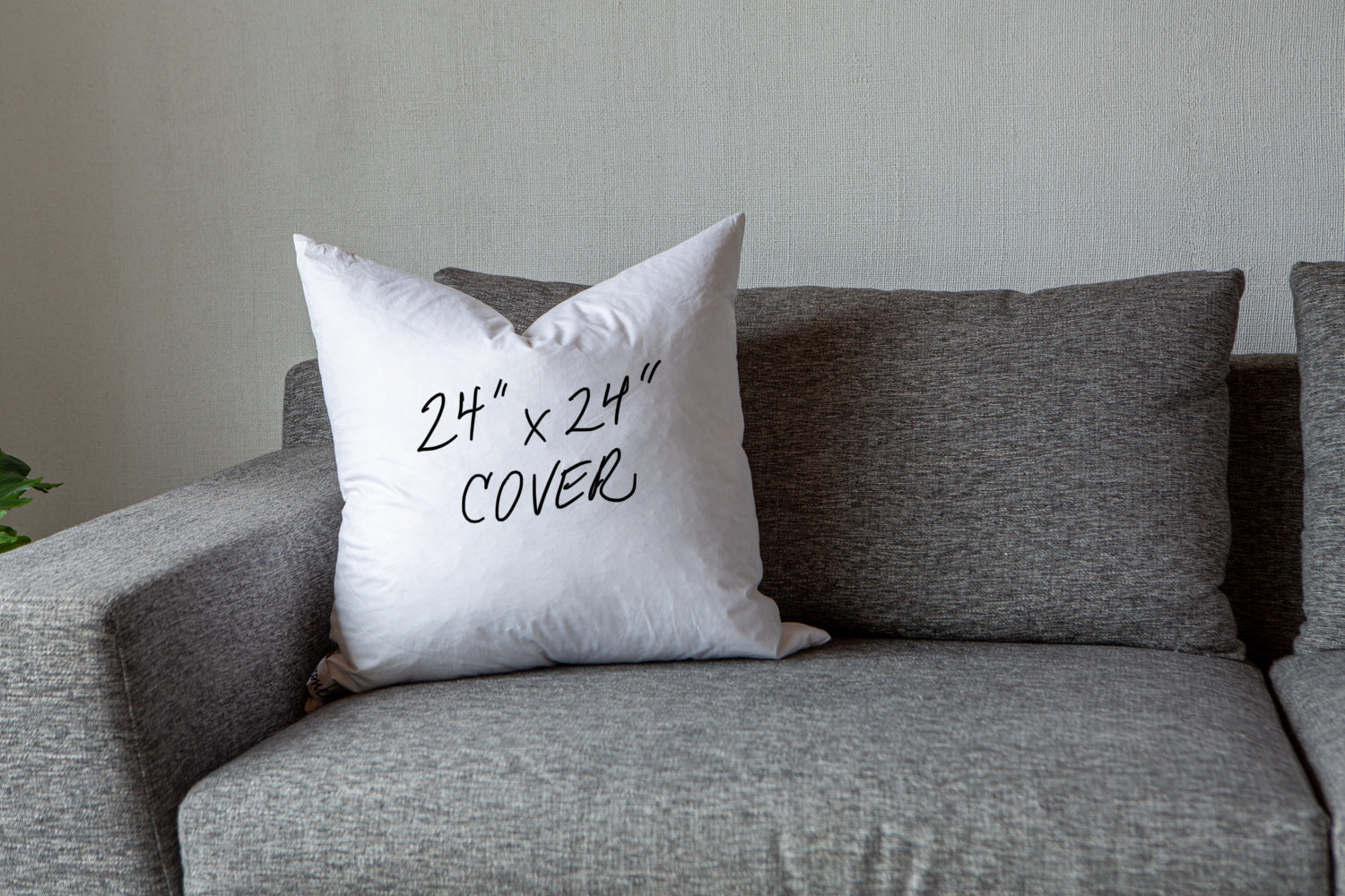 "24"" x 24"" - Made to Order Toss pillow"