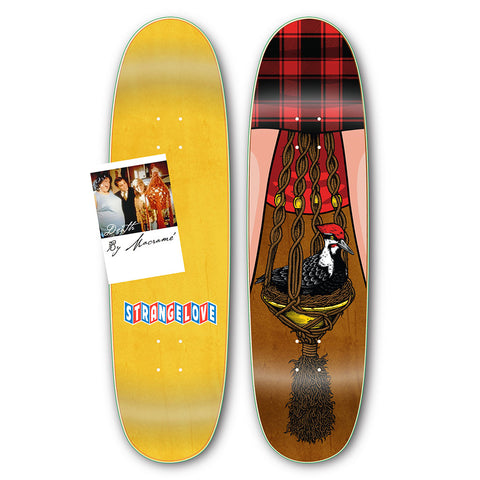 Bird & Bush / 8.875 Deck