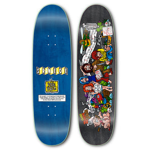 Sean Cliver / Manson Family 9.25 Deck