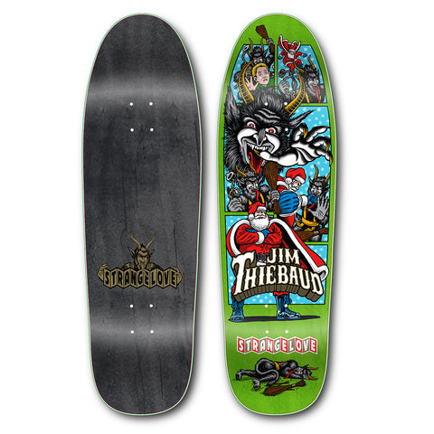 Sean Cliver / Jim Thiebaud Guest Model 9.75