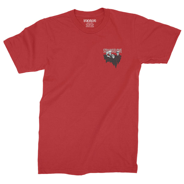 Consume / Red  / T-Shirt