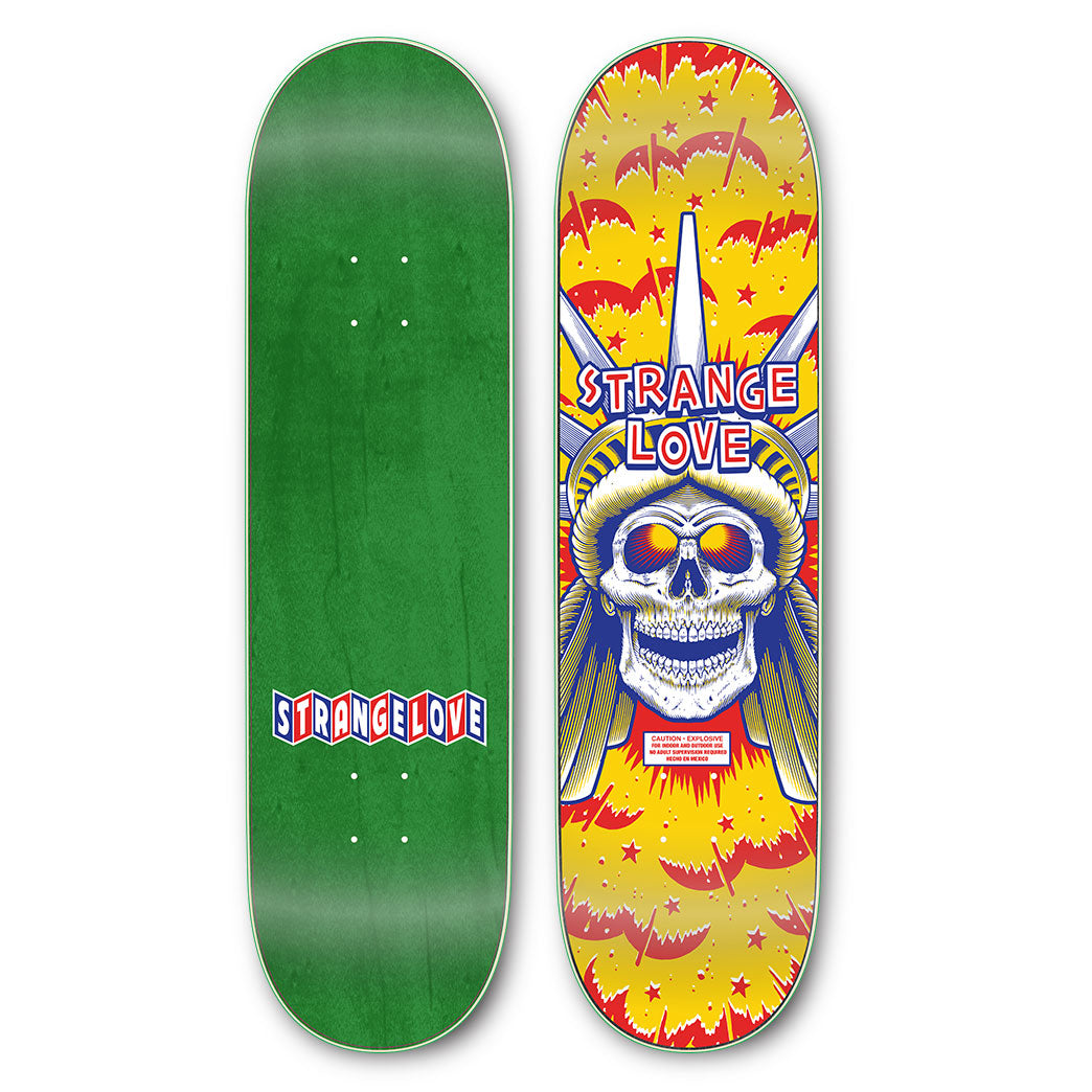 Sean Cliver / Lady Liberty 8.5 Deck