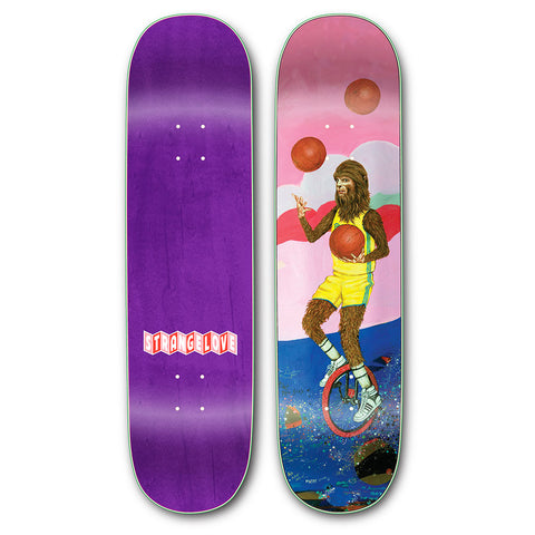 Chris Reed / Wolf Boy 8.25 Deck