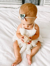 Load image into Gallery viewer, Flower Baby Headband