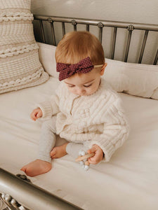 Lulu Headband Bow