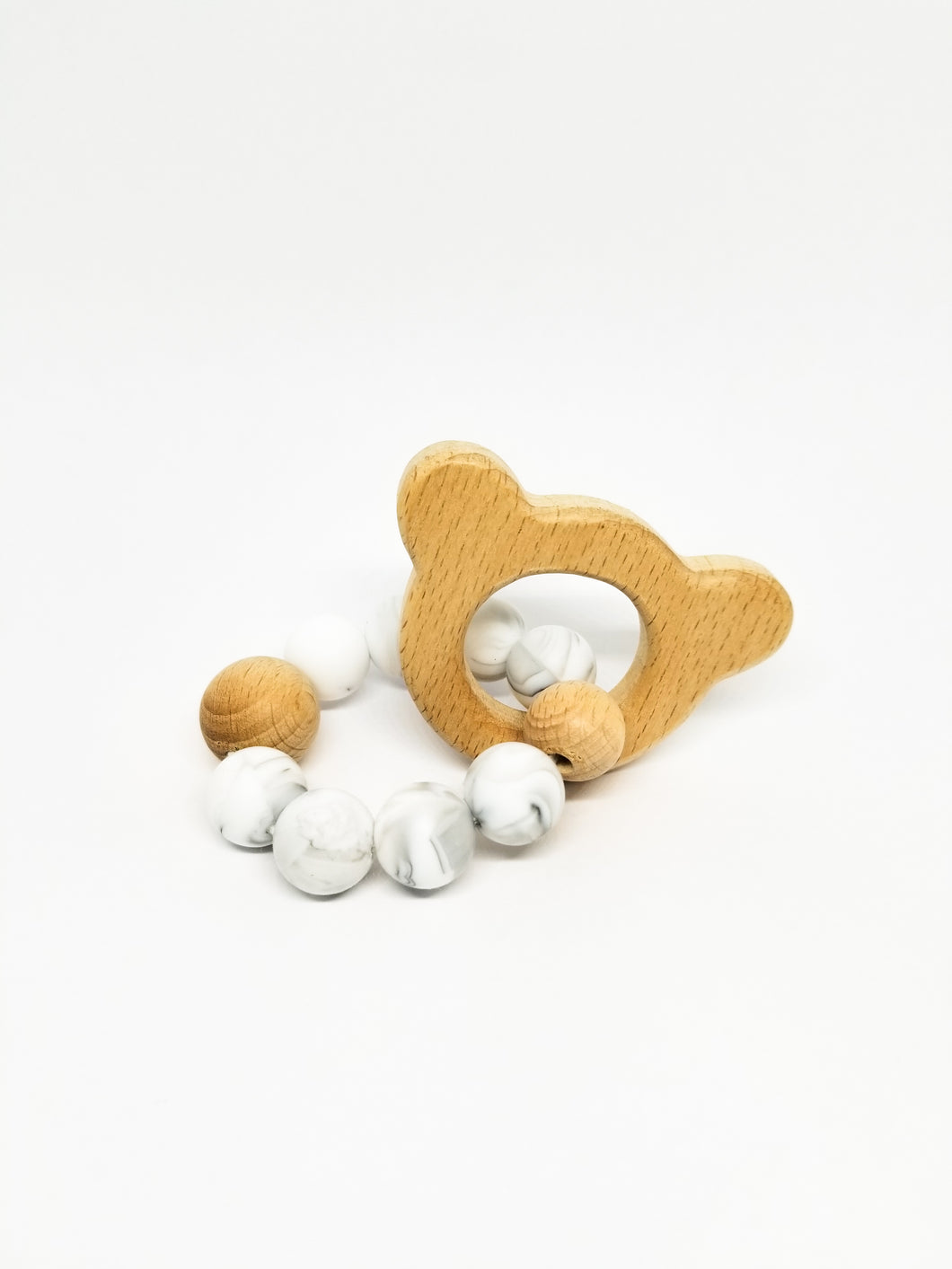 Bear Bracelet Teether Toy