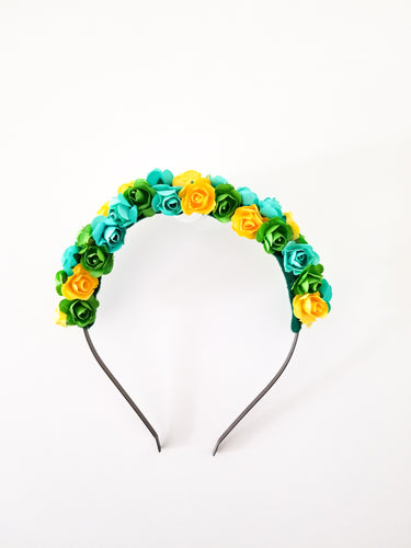 Lemon Sky Headband