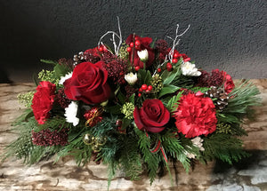 HX-25 Christmas Centerpiece
