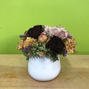 HD-18 Small Dried Flower Arrangement