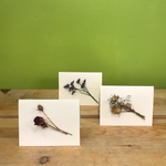 HD-45 Dried Flower Card