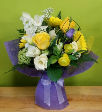 HC-019 Sunshine Garden Bouquet