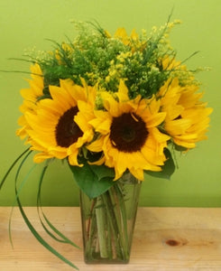 HC-080 Sunflower Arrangement