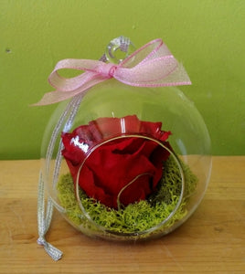 HD-10 Red Rose Ball