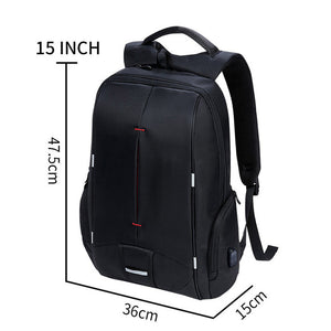 KALIDI Waterproof Laptop Bag 15.6 -17.3 inch Women Men Notebook Bag 15 –  justmyneeds.com 78fe2932e2919