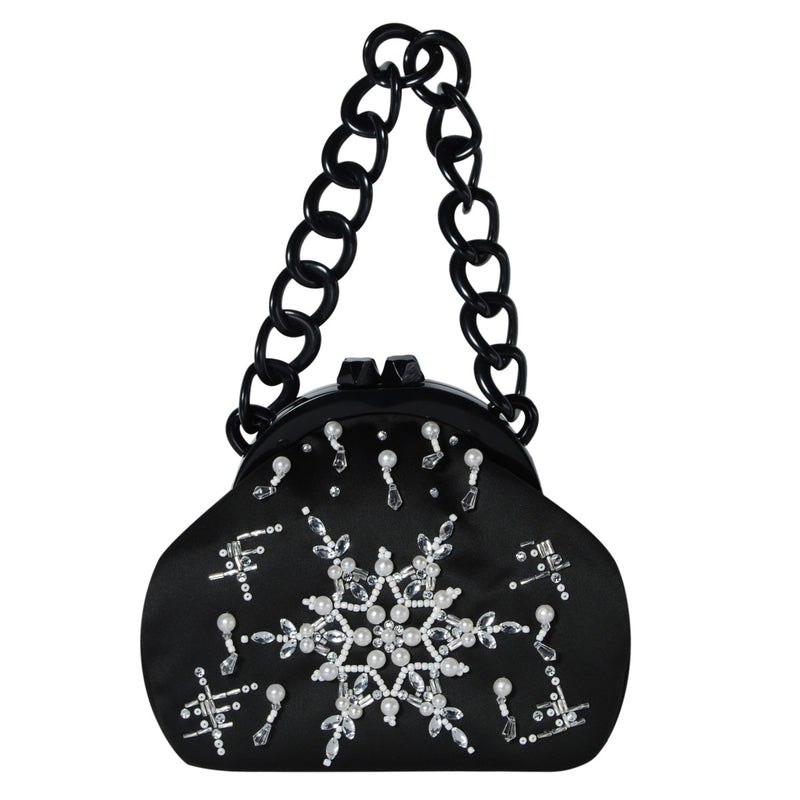 products/B_L42_19201_A_BLACK_WHITE_89_front_STELLAR_PEARLS_PARTY_BAG_embellish_snow_flake_1.jpg