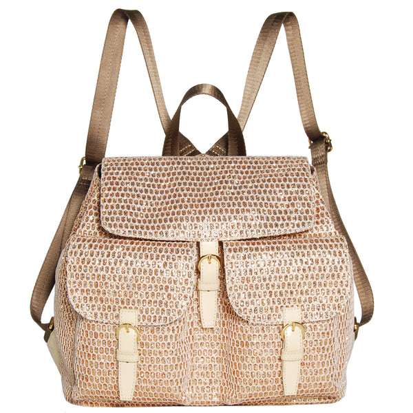 BACKPACK: HIVE GLITTER