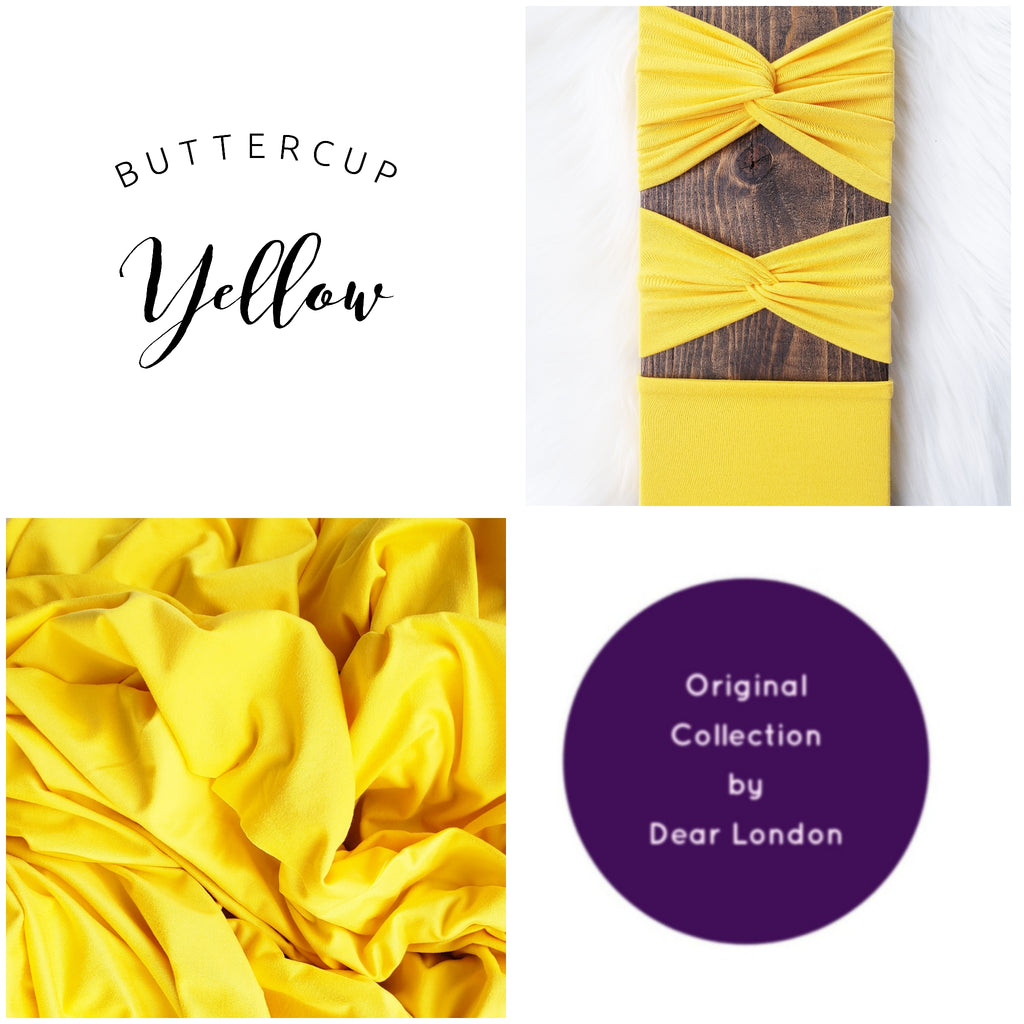 Buttercup Yellow