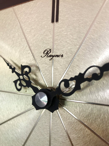 Vintage Raynor Wall Clock | eXibit collection