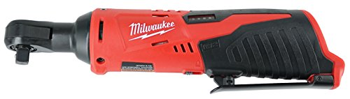 Milwaukee M12 Cordless Ratchet with Variable Speed Trigger