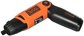 BLACK and DECKER 3 Position Rechargeable Screwdriver