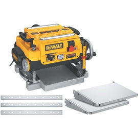 DEWALT Two Speed Thickness Planer Package