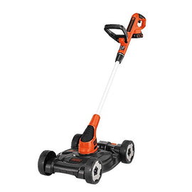 BLACK and DECKER Cordless 3-in-1 Trimmer Edger and Mower