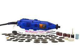 WEN Rotary Tool Kit with 100 Piece Accessories
